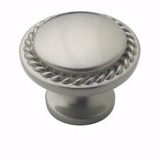 Cabinet Hardware Brushed Satin Nickel Knobs - #5301-G10