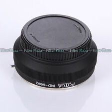 FOTGA Minolta MD MC Objektiv lens auf Olympus Panasonic Micro 4/3 M4/3 Adapter