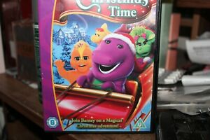 Barney - Barney's Christmas Time (DVD, 2008)used