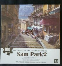 """300 Piece Jigsaw Puzzle NEW Art Puzzle 24"""" x 18"""" Free Shipping"""