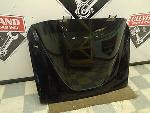 2005-2013 Chevrolet C6 Corvette Coupe OEM Rear Hatch Lid & Back Glass Black