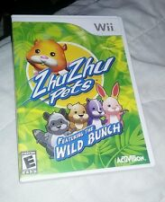 ZhuZhu pets Wii replacement case ONLY