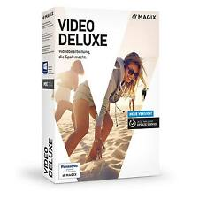 MAGIX Video deluxe 2017 - NEU & OVP