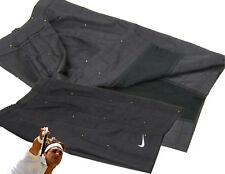 NOUVEAU Nike Hommes Premium DriFit tennis short noir large L