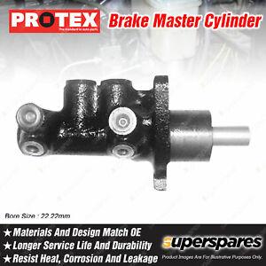 Protex Brake Master Cylinder for Holden Calibra YE C20LET C20NE C20XE 2.0L