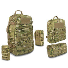 Bulldog Lycan Military MOLLE Rucksack Backpack Daysack Pack 55L MTP Multicam