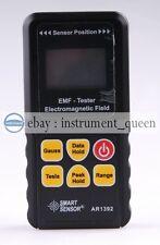 Smart Sensor AR1392 EMF Electromagnetic Radiation Meter Detector !!Brand New!!