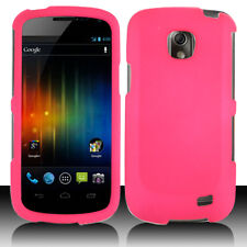 For Samsung Galaxy Proclaim SCH-S720C Rubberized HARD Case Phone Cover Hot Pink