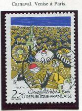 TIMBRE FRANCE OBLITERE N° 2395 CARNAVAL VENISE PARIS