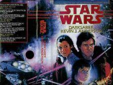 STAR WARS / DARKSABER ..Rare Ed US Relié jaquette
