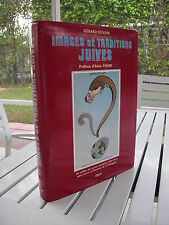 IMAGES ET TRADITIONS JUIVES BY GERARD SILVAIN 1980