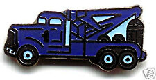 """Automotive collectibles: Tow Truck (Modern """"Heavy Duty"""") tac-style pin"""