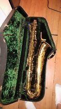 1951 Buescher Big B Baritone Saxophone Bari Sax