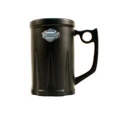 Harley Davidson H-D® Bar & Shield 16 oz Grappler Handle Coffee Mug