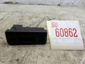98 99 00 01 02 ISUZU TROOPER DASH CENTER DIGITAL CLOCK OEM