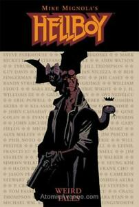 Hellboy Weird Tales Deluxe HC #1 VF/NM; Dark Horse | hardcover collects #1-8