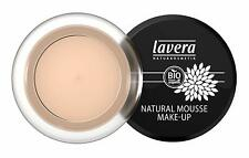 Lavera Natural Mousse Make-up Matte Finish Face Organic Skin Care Ivory Colour