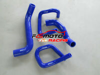 Blu Silicone Radiator Hose For Ford Territory SX SY 4.0 6Cyl BARRA 190 2004-2011