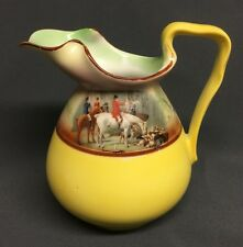 Vintage Royal Bayreuth Hand Painted 12 Oz. Pitcher