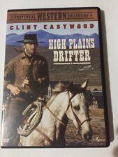 High Plains Drifter (DVD, 1998) Clint Eastwood