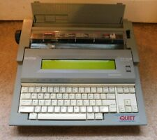 Brother Wp 760d Word Processor Electronic Typewriter Works Great But Disk Error