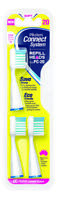 Piksters Connect System Refill Toothbrush Heads PC-20 X Small Size Soft White