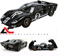 "SHELBY COLLECTIBLES SC408 1:18 1966 FORD GT40 #2 24HRS LeMANS WINNER ""MCLAREN"""