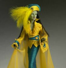 """Beautiful """"Emerald City Cosmopolitan"""" 2006 Witch 16"""" Dressed Doll Tonner NRFB!!"""