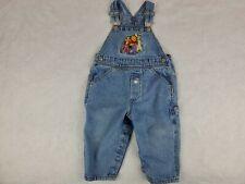 Disney Winnie The Pooh Bib Overalls Toddler's Size