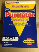 Purolator A34721 Air Filter For Holden Rodeo 98-03 Jackaroo 92-04 Ryco A1270