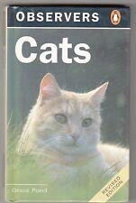 Observer Book -    Cats    1996