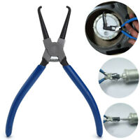 7'' Fuel Feed Pipe Pliers Removal Hose Line Clip Tool For Mercedes BMW AUDI VW