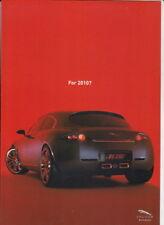 Two 2005 & 2006 JAGUAR Australian Range Brochures X-TYPE S-TYPE XJ & XK Prices