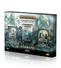 Warhammer Age of Sigmar: Champions Warband Collectors Pack - Englisch