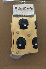 Labradoodle Dog Breed Socks Unisex Sock Daddy by E&S Pets New