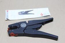 Occasion : Pince a denuder de marque KNIPEX Ref.: 1250200 de 2.5 a 16mm²