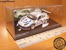 PORSCHE 911 GT3-RS JEANNETTE-DUMAS 1:43 LE MANS 2001#77
