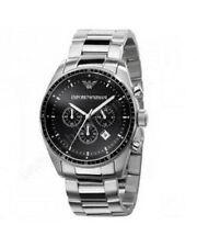 Emporio Armani Sportivo Stainless Steel Strap Men's Watch AR0585