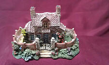 Resin Cottage, Fantasy, Mythical, Far away place. Collectible Display