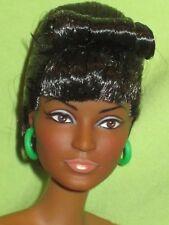 Barbie Collector 2016 Nichelle Nichols UHURA Star Trek AA Nude Doll ARTICULATED