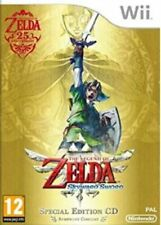 Wii The Legend of Zelda: Skyward Sword - Excellent - Super Fast Delivery