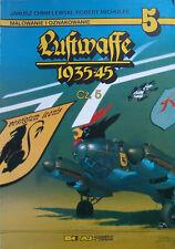 AJ Press, Luftwaffe 1935-45 parte 5. tarnanstriche e contrassegni