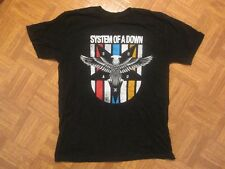 System Of A Down Eagle Large T Shirt
