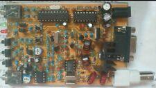 40m Super RM Rock Mite QRP CW Transceiver KIT Telegraph Shortwave + CASE