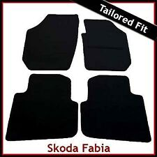 Skoda Fabia Tailored Fitted Carpet Car Mats (2000 2001...2004 2005 2006 2007)