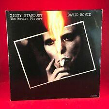 DAVID BOWIE Ziggy Stardust The Motion Picture Vinyl LP EXCELLENT CONDITION