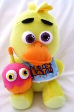 "Five Nights at Freddy's 10"" Chica Yellow Chick Plush-FNF 10"" Chica Plush-New!"