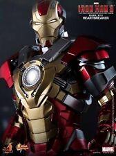Iron man Mark 17 Heartbreaker Movie Masterpiece Action-figur Hot Toys