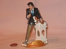 Elvis Presley & Hound Dog With A Microphone Ornament; By Trevco