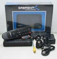 Sabrent TV-LCDHR High Resolution TV Tuner For LCD/CRT/TFT/Plasma W/Remote SEALED